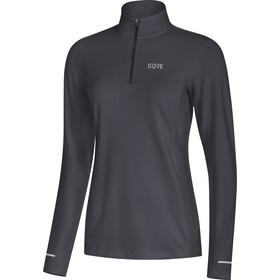 GORE WEAR R3 Long Sleeve Shirt Women, gris